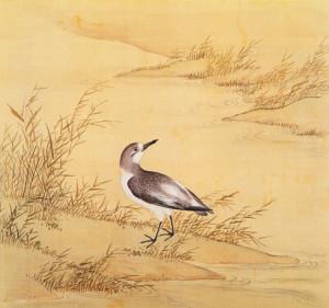 清 余省 临鸟谱24