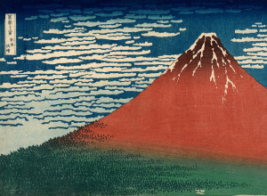 Katsushika_Hokusai,_published_by_Nishimuraya_Yohachi_(Eijudō)_-_Fine_Wind,_Clear_Weather_(Gaifū_kaisei),_also_known_as_Red_Fuji,_from_the_series_Thirty-six_Views_o..