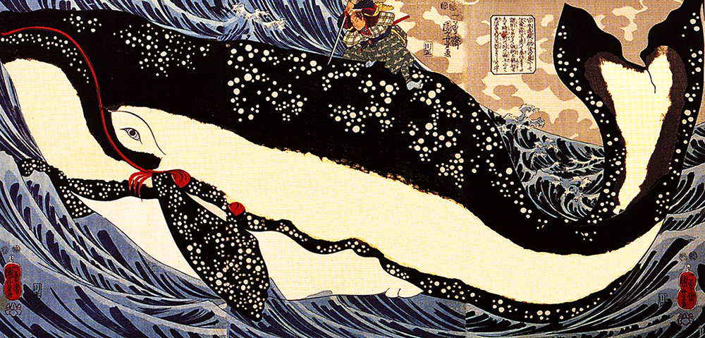 Musashi_on_the_back_of_a_whale 1