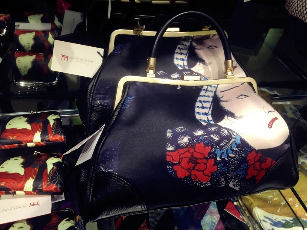 Ukiyo-e Hand Bags British Museum JE Gallery
