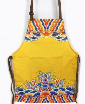 Emperor's Yellow Apron