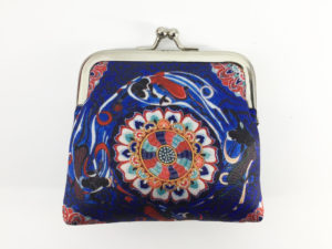 New - Mogao Caves Painting Coin purse, Chinoiserie